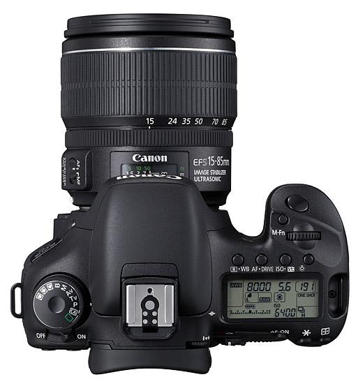 Canon 7D top-1
