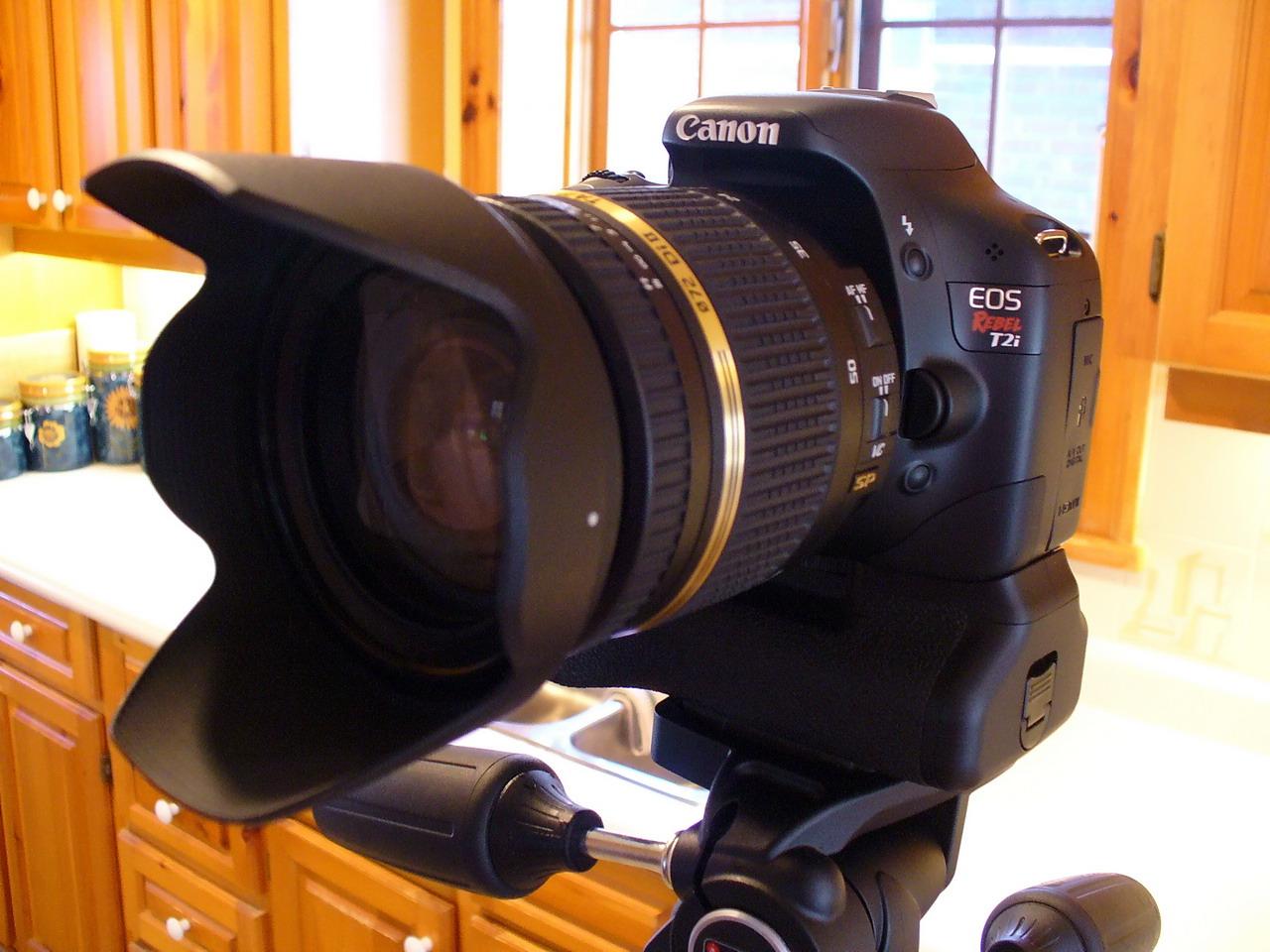 Canon t2i photography tips